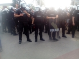 Policja interweniowała po meczu Krajna - Zawisza. Czy było to potrzebne?