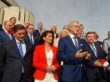 Schreiber: Glosy na PO, PSL i SLD to szósta kadencja marszałka z Torunia